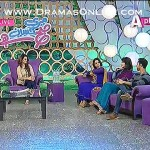 Dua Malik telling that she doesn't even watch Pakistani dramas and when she even did that too on an Indian Channel