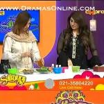 Esi Konsi Eating Jelly Hum Banayein Jo Sari Larkiyon Ko Hamesha Jawan Rakhe Gi, Dr Umm-e-Raheel Telling