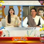 Hamza Ali Mother Telling his Secrets in a Live Show
