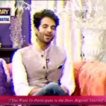 Hero of Sadkay Tumhare Adnan Malik Telling How He Felt While Acting For The First Time