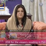 Hina Dilpazir Telling About Her Buri Adatein Which She Her Self Wants To Get Rid Off