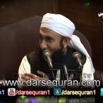 Huzoor (SAW) Ka Munafiqo K Sath Ravaiya:- Maulana Tariq Jameel