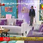 Imran Abbas Blowing A Flying Kiss Towards A Girl In Audience In Sanam's Live Show