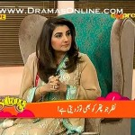 Javeria Telling A Very Strange Story of Her Daughter Jannat When Her Bakra Got Died