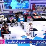 Jeeto Pakistan Involves Women In A Funny Activity