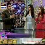 Juggan Qazim Ne Ahsan Khan Ka Aik Nickname Pol Live Morning Show Per Khol Diya