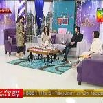 Junaid Khan or Shazia Ne Live Show Pe Imran Khan or Mahira Khan K Chehre Bigar Dale