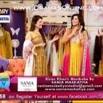 Kiran Khan Ne Nida Yasir k Unse Mange Huye Jhumko Ka Pol Live Morning Show Me Khol Dala