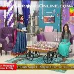 Madeeha & Sanam ne live morning show pe Aijaz Aslam ko flirt or chichora keh dala