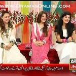 Madeeha Shah Telling How Her Husband Gifted Her 2 Houses, 1 In Karachi & 1 In Vancover, As A Mu Dekhayi