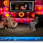Mahira Told The Funny Thing About Humayun Saeed On Bin Roye Set