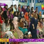 Maya Khan Playing A Tarbookha (Drum) On Live Show While Audience Sings Dekha Na Tha