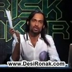 Most Stupid Act Waqar Zaka Did In His Live Show