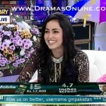 Neelum Munir and Nimra talking about boys obsession of girls and how they stalk them
