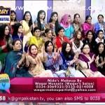 Nida Yasir Apne Morning Show Me Bina Makeup K Or 10 Saal Kam Umer Ho Kar Agayi