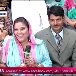 Nida Yasir Asking Private Questions to Newly Wed Couple in her Morning Show