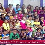 Nida Yasir Came on her Show with her Son & Daughter
