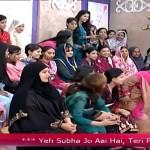 Nida Yasir Ne Apne Show Per Audience Se Mummy Banwana Shuru Kardia, Ajeeb Game Played