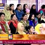 Nida Yasir telling her childhood memories when she use to do weddings of dolls