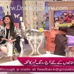 Nida Yasir Telling The Intersting Thing About Sohai In Movie