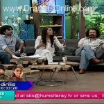 Nosheen Shah Cried When She Talk About Her Parents