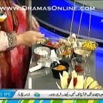 Rizwan Noor Fitness Expert telling different easy ways to loose weight just by fruits