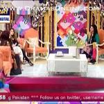 Saba Ansari Calling Tooba Siddiqui The Hotest Celebrity Model Present In Pakistan
