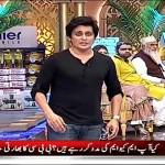 Sahir Lodhi Blast On Govt While Shared Jinnah Hospital Sarvey