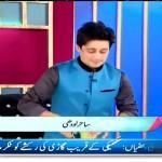 Sahir Lodhi Ne Apne Live Show Per Baki Sare Morning Show Hosts Ko Jhuta Keh Dala