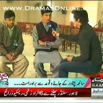 Sahir talking to 2 children who were present in the auditorium were all this massacre happened