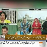 Salman Khan In Live Interview Talking To Geeta and Praising Edhi
