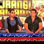 Salman Khan's Stance on Amjad Sabri Father's Qawali in Bajrangi Bhaijaan