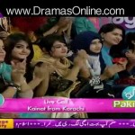 "Sanam Jung Asks Ayesha Khan ""What is the Reason behind your Beauty ??"" Watch Ayesha Khan's Response"
