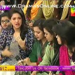 Sanam Jung Burns Out Her Tears In Live Show
