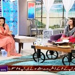 Sanam Jung & Chef Samiya Giving Useful Tips To Use During This Very Hot Summer Days