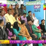Sanam Jung Doing Witty Jokes On A Husband Sitting In Live Audience In Her Live Morning Show