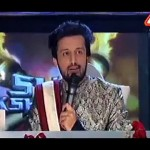 See how Atif Aslam made Asha Bhosle Speechless