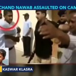 See How Indian Media is Reporting on Chand Nawab Incident from Karachi