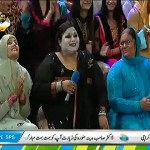 See What Women Said To Amir Liaquat In Live Show