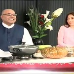 Shameela Farooqi Sings A Song For Her Husband On Eid Live Show