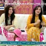 Twin sisters aiman and minaal talking about their funny memories which they did together
