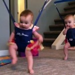 Video of these 2 Cute Babies Going Viral on Internet