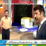 Watch the Reaction of Aamir Liaquat when a Fat Woman wanted to show her Dance