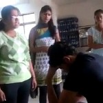 Watch What Happened When a Boy was Caught in Girls Hostel