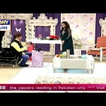 What Actor Saud Is Doing In Live Show – Watch This
