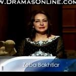 Zeba Bakhtiar Telling About Her Relationship With Adnan Sami