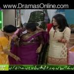 Zubaida Apa Telling How To Wear Saree Perfectly