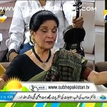 Zubaida Apa Telling The Funny Thing About Her Family