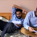 Khujlee Vines – Friend who comes the night before exams