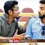Khujlee Vines – How People React When a Nalayik Student Asks a Question in Class